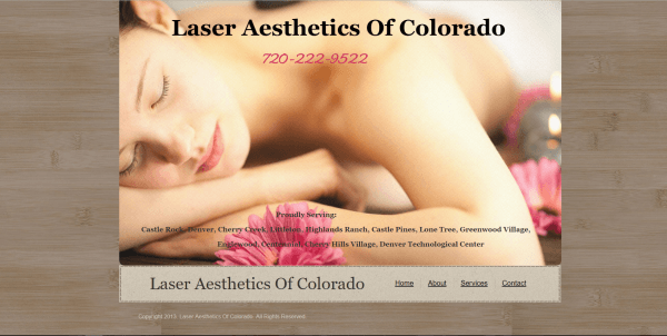 OLD - Laser Aesthetics of Colorado