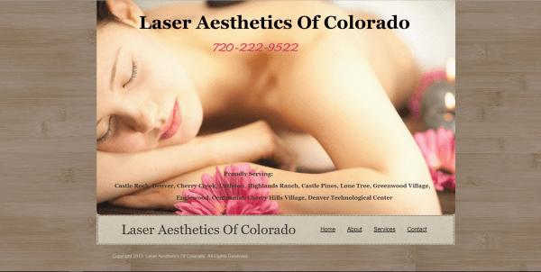 OLD - Laser Aesthetics of Colorado
