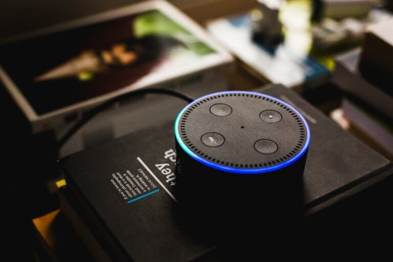 Alexa Echo Dot image