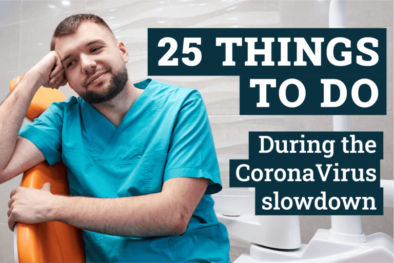25 Things to do During the COVID-19 Slowdown | Omni Premier Marketing