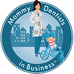 Mommy Dentist in Business Podcast image