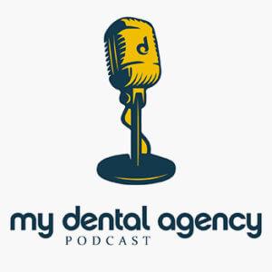 my dental agency podcast image