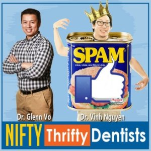 Nifty Thrifty Dentists Podcast image